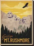 Greetings from Mt Rushmore