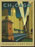 Chicago: The Magnificent Mile