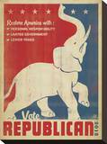 Vote Republican (Elephant)
