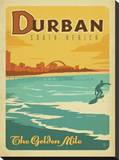 Durban  South Africa: The Golden Mile