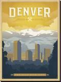 Denver: The Mile High City