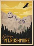 Greetings from Mt Rushmore