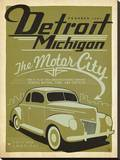 Detroit  Michigan: The Motor City