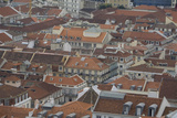 Terracotta Tile Roofs in Downtown Lisbon