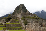 The Ruins At Machu Picchu
