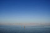 The Gulf of Aqaba Between Saudi Arabia and Egypt's Sinai Peninsula