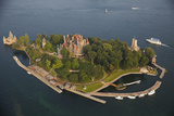 Boldt Castle On Heart Island in the Thousand Islands