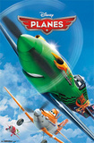 Disney Planes One Sheet Movie Poster