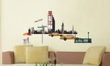 I love NY Wall Decal Sticker