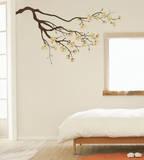 White Branches Wall Decal Sticker
