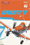 Disney Planes - Dusty Movie Poster