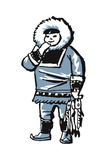 Inuit Person
