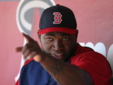 Anaheim  CA - July 07: David Ortiz