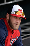 Washington  DC - July 01: Bryce Harper