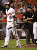 Baltimore  MD - June 27: Manny Machado