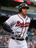 Atlanta  GA - May 30: Freddie Freeman
