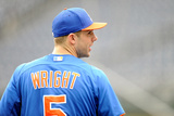 Washington  DC - June 06: David Wright