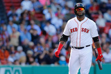 Boston  MA - April 24: David Ortiz