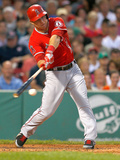Boston  MA - June 8: Mike Trout