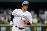 Denver  CO - June 30: Carlos Gonzalez