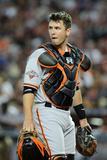 Phoenix  AZ - June 07: Catcher Buster Posey