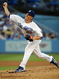 Los Angeles  CA - June 27: Zack Greinke