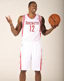 NBA Basketball  Houston Rockets - Dwight Howard in Uniform