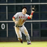 Houston  TX - June 28: Mike Trout