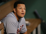 Arlington  TX - May 19: Miguel Cabrera