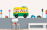 Cars Decorative Wall Stickers