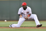 Cincinnati  OH - May 24: Brandon Phillips
