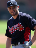 San Francisco  CA - May 11: Freddie Freeman