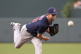 Baltimore  MD - June 27: Starting pitcher Corey Kluber