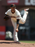 San Francisco  CA - May 11: Madison Bumgarner