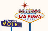 Las Vegas Sign Wall Decals