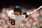 San Francisco  CA - May 25: Buster Posey