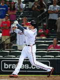 Atlanta  GA - June 17: Freddie Freeman