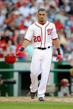 Washington  DC - June 27: Ian Desmond
