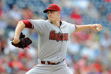 Washington  DC - June 27: Patrick Corbin