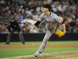 San Diego  CA - July 13: Tim Lincecum
