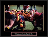Group Effort: Rugby