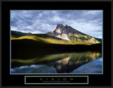 Vision: Mountain Reflection