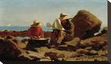 The Boat Builders  1873