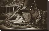 TC's Boots and Yuma Spurs