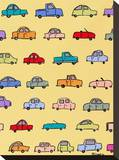 Cars Yellow