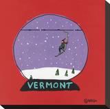 Vermont Snow Globe