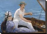 Boating  1874