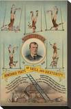 ProfTheurer and his Inimitable Feats of Skills and Dexterity  c 1883