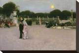 In the Luxembourg Gardens  1879