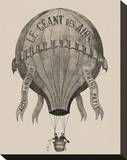 Le Geant des airs Ascension de Monsieur Armand Petit  between 1860-1880